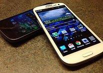 Samsung Galaxy S3 vs Samsung Galaxy Nexus