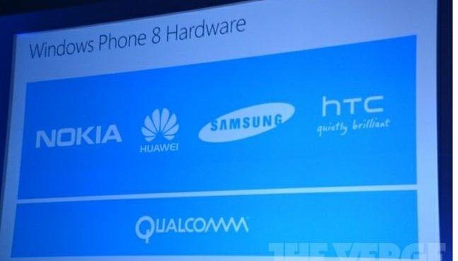 HTC e Samsung saltano sul treno di Windows 8