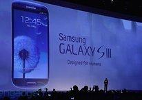 Guarda il video della presentazione del nuovo Samsung Galaxy S3