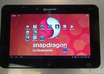 Ecco il tablet Qualcomm con Snapdragon S4 Pro: prestazioni da urlo