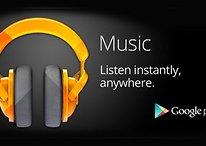 Play Music in Italia dal 13 novembre