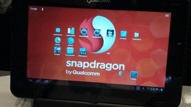 tablet snapdragon s4 pro