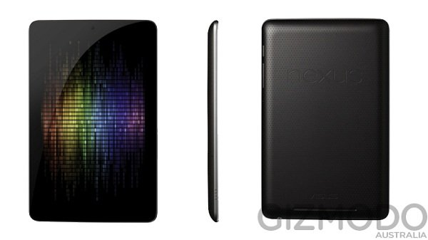 tablet nexus secondo GizmodoAustralia