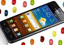 Galaxy S2, Jelly Bean a gennaio?