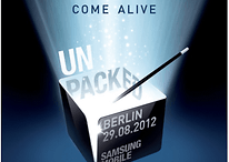 Il Galaxy Note II sarà presentato il 29 agosto all'IFA di Berlino