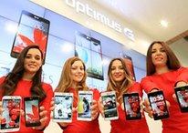LG presenta ufficialmente i nuovi Optimus