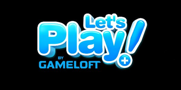 lets play gameloft logo