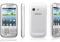 Samsung Galaxy Chat: entry-level con tastiera Qwerty e ICS