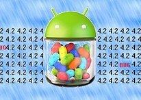 Android 4.2, i maggiori bug