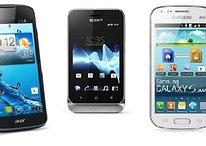 Android Dual SIM, tre proposte