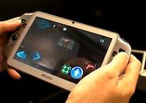Archos GamePad in un video