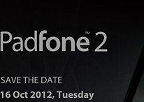 Padfone 2, in arrivo a Milano il 16 ottobre