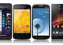 Blackberry Z10 contro Android: sfida delle specifiche