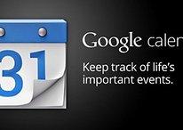 Google Calendar arriva sul Play Store
