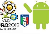 Euro 2012: la nazionale in diretta su Android