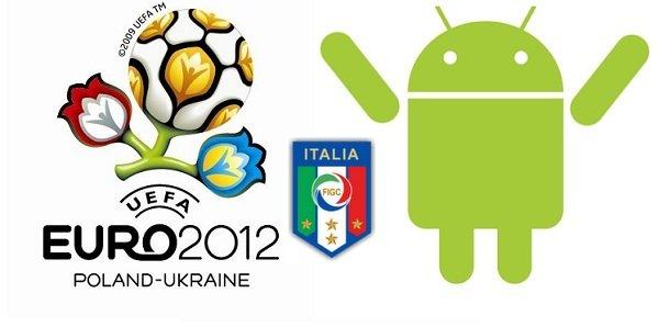 euro 2012 android italia
