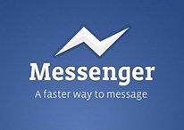 Facebook Messenger si aggiorna con messaggi vocali