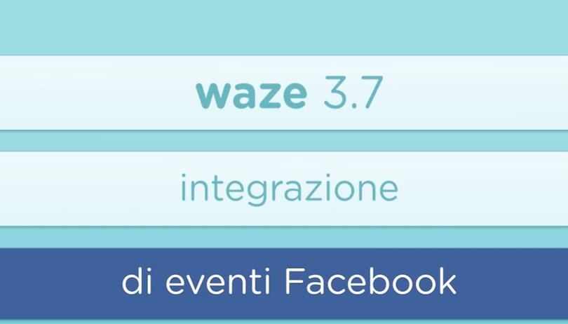 Wave e Facebook, guidati agli eventi con un tap
