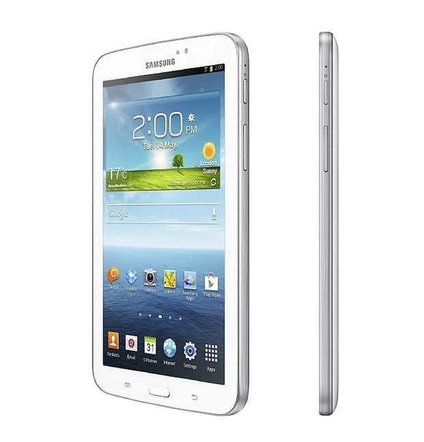 Galaxy Tab 3 7side