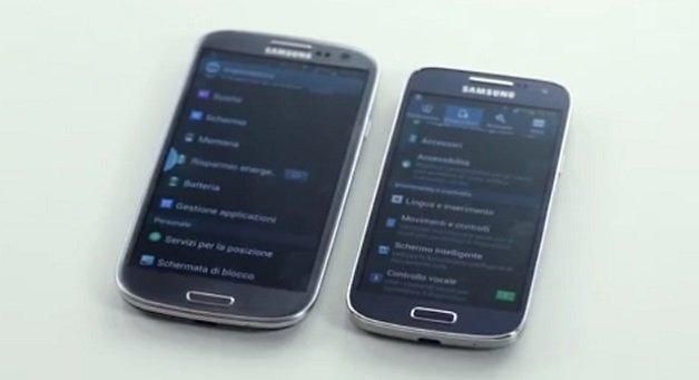 Galaxy s3 S4 mini 2