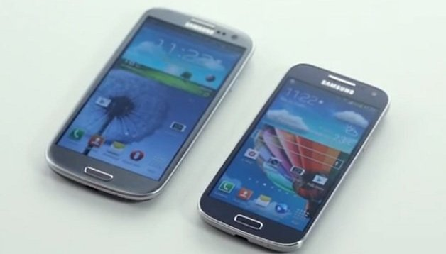 Galaxy S4 Mini Vs Galaxy S3, confronto in attesa dell'update [VIDEO]