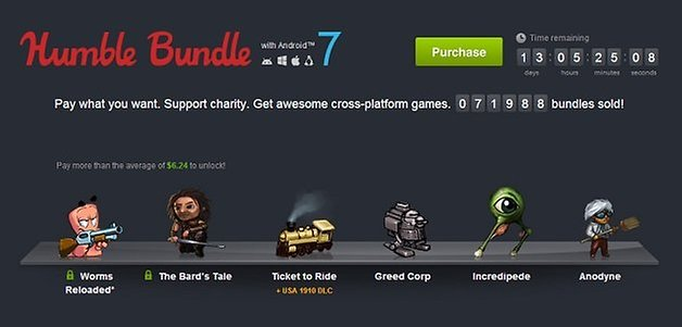 Humble Bundle Android 7