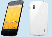 Nexus 4 White, ufficiale l'N4 bianco [aggiornato]