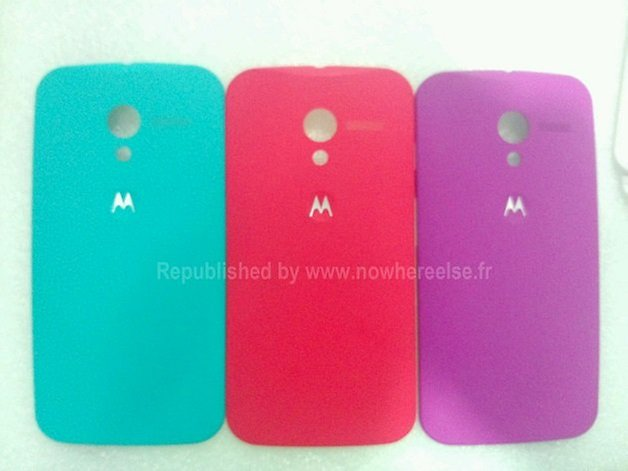 Moto X colori