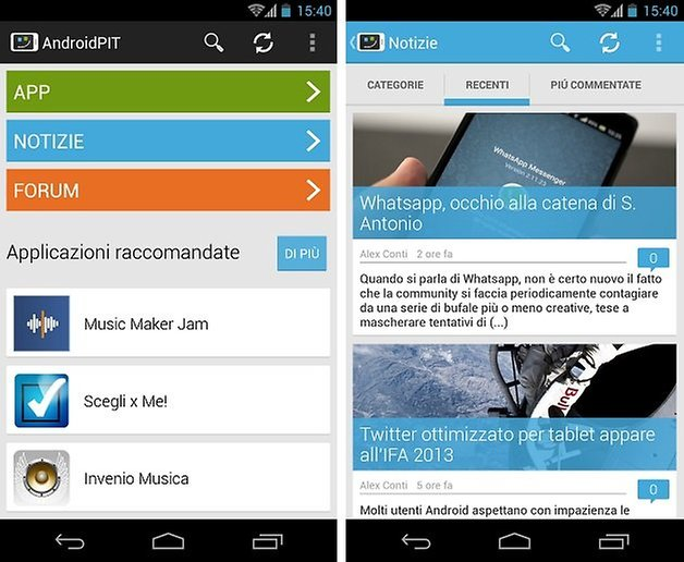 app androidpit it