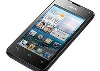 Huawei Ascend Y300 da oggi a 129 Euro