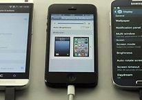 Batteria, il Galaxy S4 meglio di iPhone 5, HTC One e Xperia Z