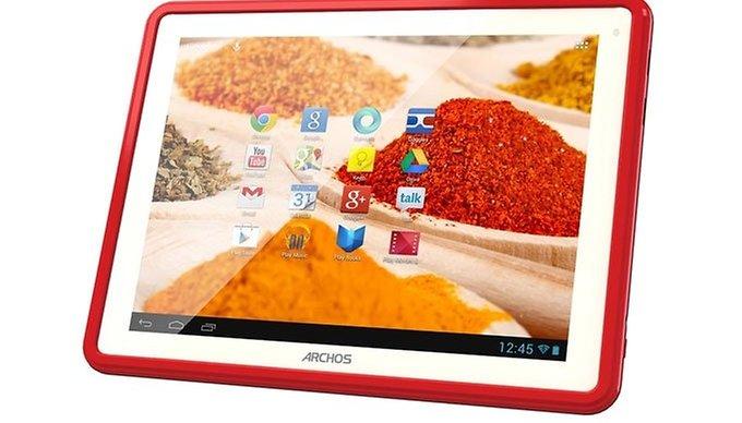 Archos ChefPad, il tablet in cucina