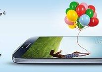Galaxy S4 in prevendita, con spedizione a fine aprile