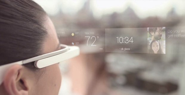 google glasses intro