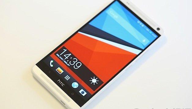 HTC One max, tutte le immagini in HD dalla presentazione