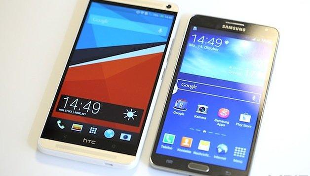 HTC One Max: video e confronto con il Galaxy Note 3