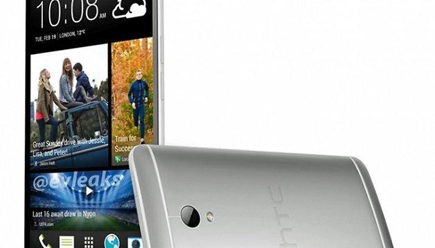 HTC One Max, un primo render ce lo svela