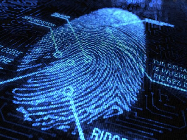 impronte digitali smartphone
