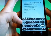 Dryft et Dynamic Keyboard : deux claviers innovants pour Android