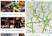 Google Maps, nuova versione con mappe indoor e traffico [Aggiornato]