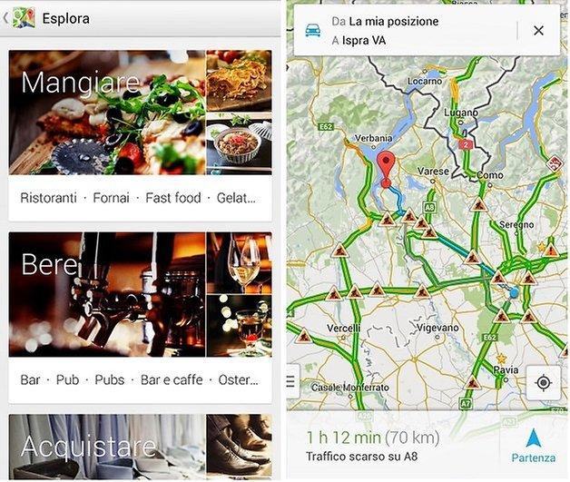 mappe google