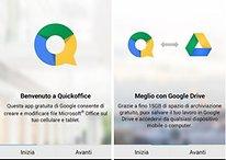 Quickoffice diventa gratis e regala 15 GB su Google Drive