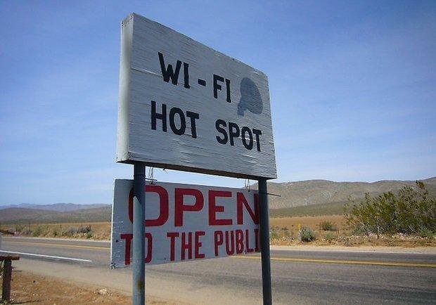 raiway wifi gratis italia
