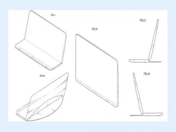 tablet flessibile samsung 2