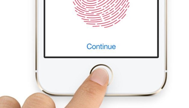 TouchID for iPhone 5s cracked