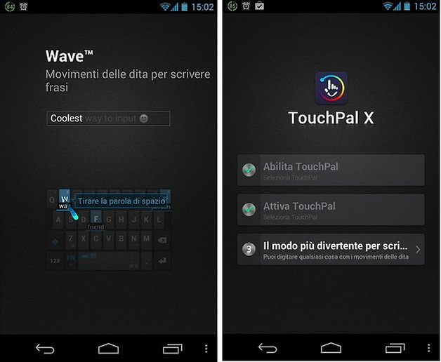 touchpal x 1