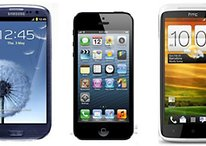 [Video] iPhone 5 Vs Galaxy S3 e HTC One X
