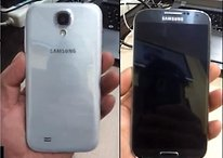 Galaxy S4, primo video hands on?