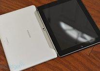 Il Galaxy Tab non è la copia dell'iPad: è più brutto