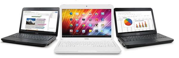 gonote netbook android